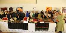 22 عضوة من منتدى سيدات الاعمال يشاركن في معرض الأم والطفل برام الله