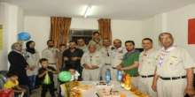 مجموعة خليل الرحمن تنظم حفلاً تكريمياً لطلبتها المتفوقين بالدراسة