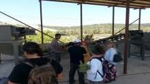 الإغاثة الزراعية تختتم فعاليات المخيم الزراعي  الأول في واد فوكين