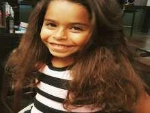 شاهد.. ابنتا شيرين عبد الوهاب في مجموعة صور جديدة