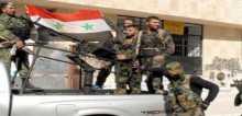 المرصد: انهيار وقف إطلاق النار في ثلاث مناطق بسوريا