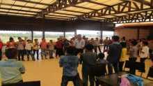 مشروع رواد للتعلم والابداع ينظم رحلة ترفيهية للأطفال شرق محافظة خانيونس