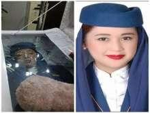 صورة مؤثرة .. مضيفة فلبينية شابة تدفن بزي الخطوط السعودية تنفيذاً لوصيتها 
