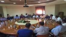 النائب غنايم يدعو للتعاون وتكثيف الجهود من أجل حل مشكلة شارع 754