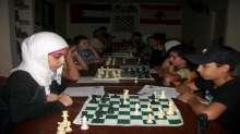 """الملتقى الفلسطيني للشطرنج يقيم دورة في لعبة الشطرنج تحت عنوان """"دورة الأديب الراحل غسان كنفاني"""""""