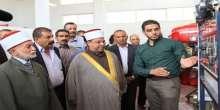 وزير الأوقاف ومفتي القدس يفتتحان العام الدراسي ومرافق في دار الأيتام الإسلامية الصناعية