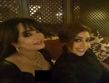 """بالصور: بدرية أحمد تثير الجدل بإطلالة جريئة جداً مقارنة بممثلات """"الخليج"""""""