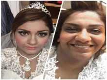 مستخدمو فايسبوك يسخرون من عروس مصرية قبل المكياج... وزوجها يردّ بقوّة!