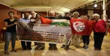 حزب الشعب الفلسطيني يلتقي وفدا من سياسيين وأكاديميين وكتاب استراليين في غزة