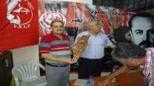 الجبهة الشعبية تقيم ندوة سياسية حول اخر المستجدات السياسية الفلسطينية و احداث مخيمات لبنان