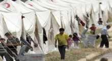 الأردن يستقبل 104 لاجئين سوريين خلال الـ 48 ساعة الماضية