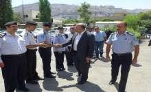 العميد جهاد :رسالة الشرطة السامية تكمن في توفير الأمن والأمان للمواطن وحماية المشروع الوطني