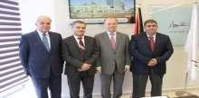 شركة ربحي الحجة وبتمويل من البنك الإسلامي العربي توقع اتفاقية عمل مع مجموعة عمار العقارية