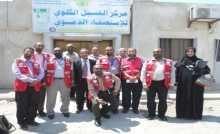 جامعة عدن تبحث مجالات التعاون الطبي والأكاديمي مع جمعية الهلال الأحمر السوداني في عدن