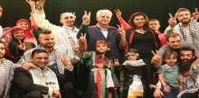 فرقة الفالوجا الفلسطينية تحيي حفلا فنيا في ساقية الصاوي بالقاهرة