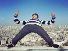 (صور وفيديو) : الفلسطيني آدم داود ...هل سيكون نجم (Arabs Got Talent) في الموسم القادم ؟