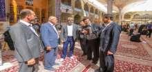 العراق: استعدادات واسعة للعتبة العلوية في النجف لإقامة مهرجان الغديرالعالمي الرابع
