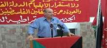 عدنان يوسف: حماية الانتفاضة بانهاء الانقسام وتعزيز الوحدة في اطار استراتيجية سياسية موحدة