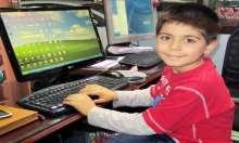 الطفل امير بهاء رئيس برلمان الطفل العراقي المرشح