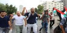 وقفة إحتجاجية في قطاع غزة للتنديد بالأحداث القائمة في الضفة الغربية
