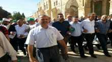 نتنياهو يحظر على أعضاء الكنيست العرب دخول الاقصى