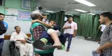 6 شهداء وإصابة 145 آخرين في الموجهات المندلعة بين الشبان وقوات الاحتلال على طول حدود قطاع غزة