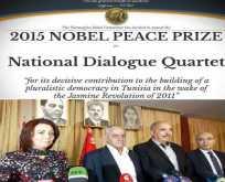 """اتحاد نقابات عمال فلسطين يهنئ """"العباسي التونسي"""" ورفاقه بجائزة نوبل للسلام"""