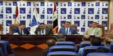 مفوضية الانتخابات تنظم مؤتمر حول مشروع التسجيل البايومتري