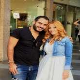 بالصور: ميريام عطا الله تصور اغنية جديدة بعنوان تسترجي