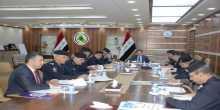 وزير الداخلية يواصل إجتماعاته الإسبوعية لإنجاح مشروع البطاقة الوطنية