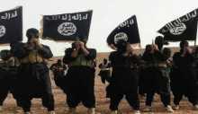 داعش يعلن تخريج الدفعة الأولى من أشبال الخلافة بسرت