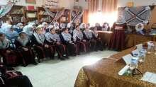 مدرسة بنات جيوس الثانوية تنظم ندوة في ذكرى اعلان الاستقلال