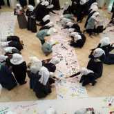 يوم تفريغي لا منهجي لطالبات  مدرسة قلقيلية الشرعية للاناث