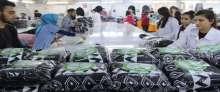 الحملة الوطنية السعودية في دول الجوار السوري تستقبل المواد الاغاثيه والكسوة الشتوية بقيمة 12 مليون ريال