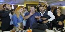 هكذا إحتفل المخرج أحمد المنجد بعيد ميلاده… ومن هم النجوم الذين شاركوه فرحته؟