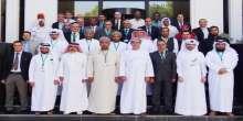 انطلاق الاجتماع العربي الرفيع المستوى بين ممثلي وزارات الزراعة العربية والادارة العامة للمنظمة العربية