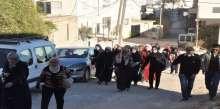 الفعاليات الرسمية والشعبية في اريحا تقوم بواجب العزاء لذوي الشهيد محمود عليان