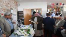 وزارة الاوقاف ومحافظة  قلقيلية تفتتحان قاعة الأنشطة الهادفة في مدرسة النور