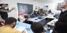 فلسطينيات تعقد تدريب متقدم في المناظرات