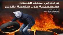 قراءة في موقف الفصائل الفلسطينية حول الهبة الجماهيرية في القدس