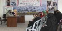 اللجنة الشعبية للاجئين مخيم خان يونس تنظم ندوة حول حق اللاجيء في القانون الدولي