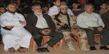 بالصور ...حماس تكرم المحرر أحمد حلس بعد اعتقال دام 7 سنوات