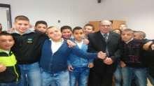 الناصرة: مدرسة توفيق زيّاد تستضيف الشاعر سيمون عيلوطي