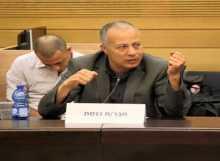 النائب ابو معروف: لن نقبل إلا بتسوية عادلة ترضي أصحاب الأراضي المتضررين في عسفيا والدالية