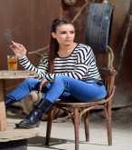 كندة حنا تتعرض للانتقاد من معجبيها