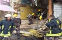 تقرير..حالتي وفاة وإصابة 40 شخص في 182 حادث إطفاء وإنقاذ خلال الأسبوع الماضي في محافظات الوطن
