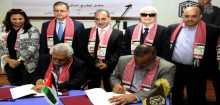 اتفاقية توأمة بين عمان ومعان للتعاون وتبادل الخبرات في كافة المهام