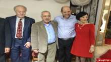 حضره عضو اللجنة المركزية محمد المدني وأشرف العجرمي : لقاء فلسطيني إسرائيلي في حيفا (صور)