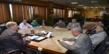 محافظ الإسماعيلية يؤكد على تقديم حزمة جديدة من التسهيلات للمواطنين فى سداد فواتير الإستهلاك الشهرى للكهرباء و المياة
