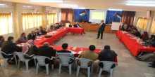 بلدية يطا تعقد ورشة عمل حول نتائج مسح احتياجات الاعمال في المدينة